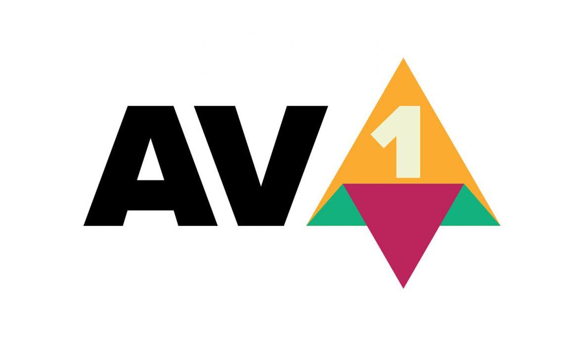 AV1's logo