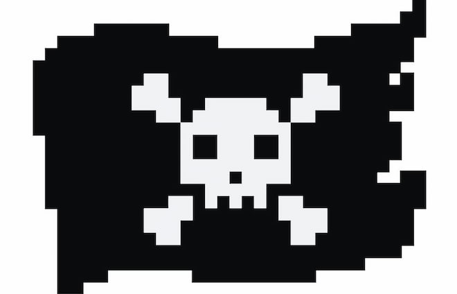 Piratepx's logo